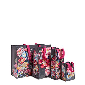 4 Pc. Market Tote Set