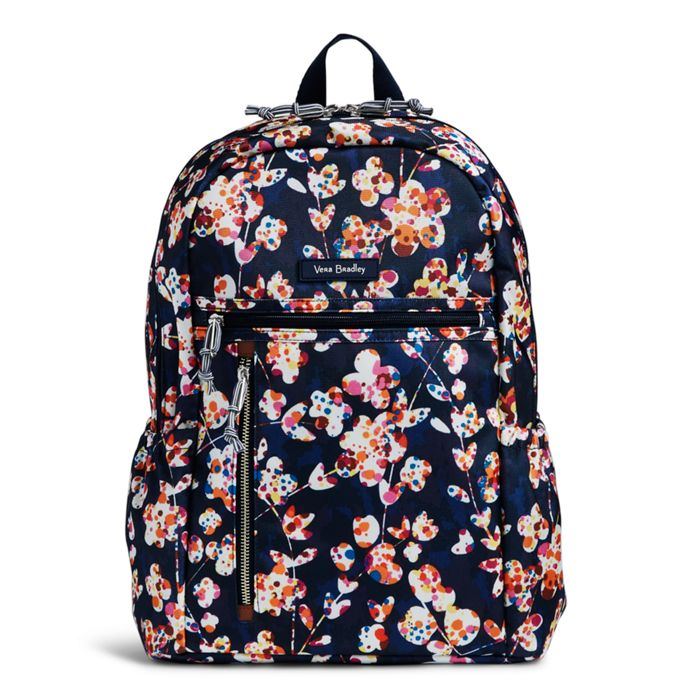 Image Of Lighten Up Study Hall Backpack In Cut Vines