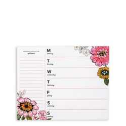 Weekly To Do List Pad by Vera Bradley