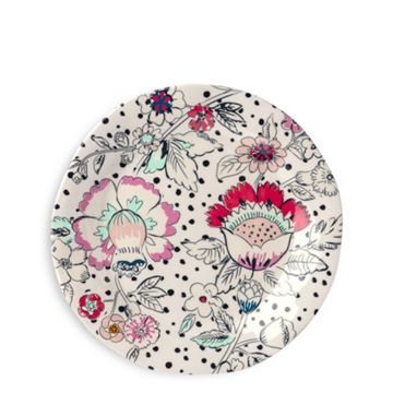 Melamine Accent Plate