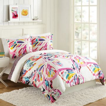 Butterfly Flutter Comforter Set Twin/Twin XL