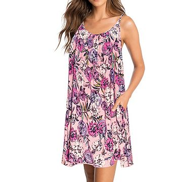 Morgan Tank Dress Cover-Up