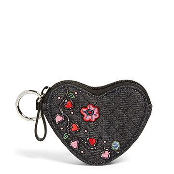 Iconic Heart Bag Charm