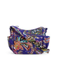 Iconic On the Go Crossbody in Romantic Paisley