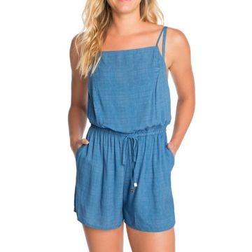 Sunny Tank Romper Cover-Up