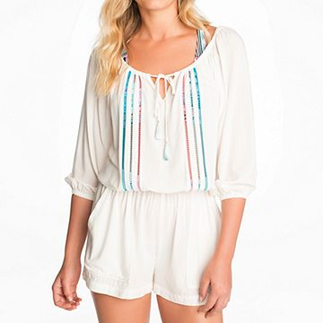Keira Romper Cover-Up