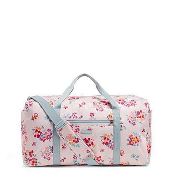Lighten Up Large Travel Duffel Bag
