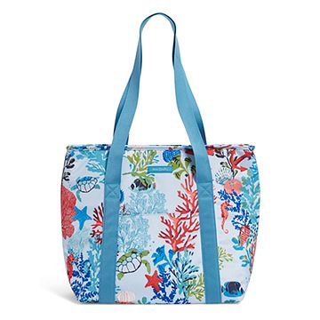 Lighten Up Cooler Tote Bag