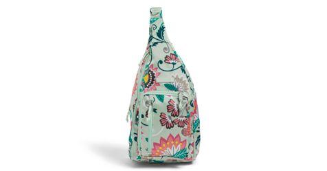Lighten Up Sling Backpack Vera Bradley