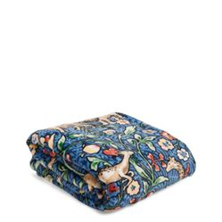 Vb Originals Plush Throw Blanket by Vera Bradley