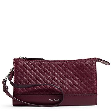 Carryall RFID Pouch Wristlet