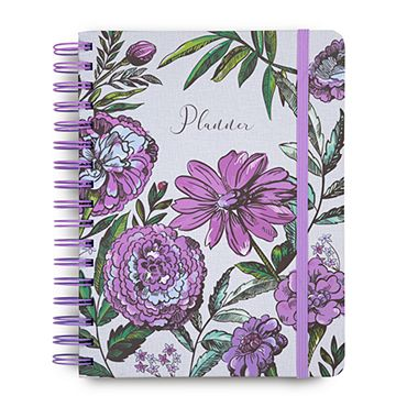 Undated 12 Month Planner