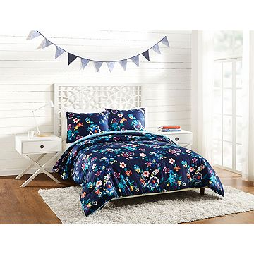 Moonlight Garden Comforter Set