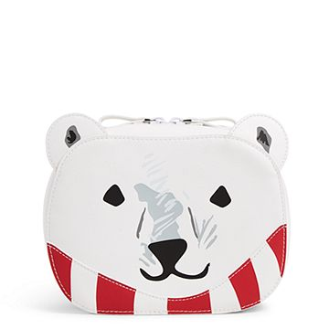 Polar Bear Cosmetic Bag