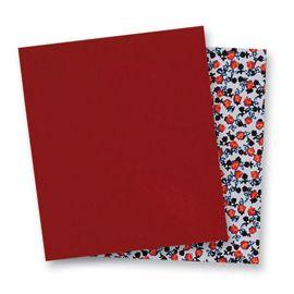 Microfiber Cardinal Red